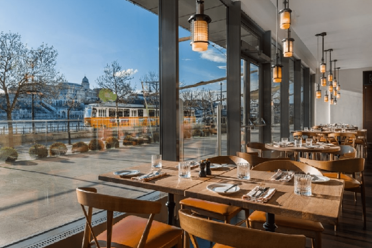 Dining in Budapest 5