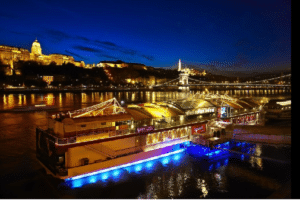 Dining in Budapest