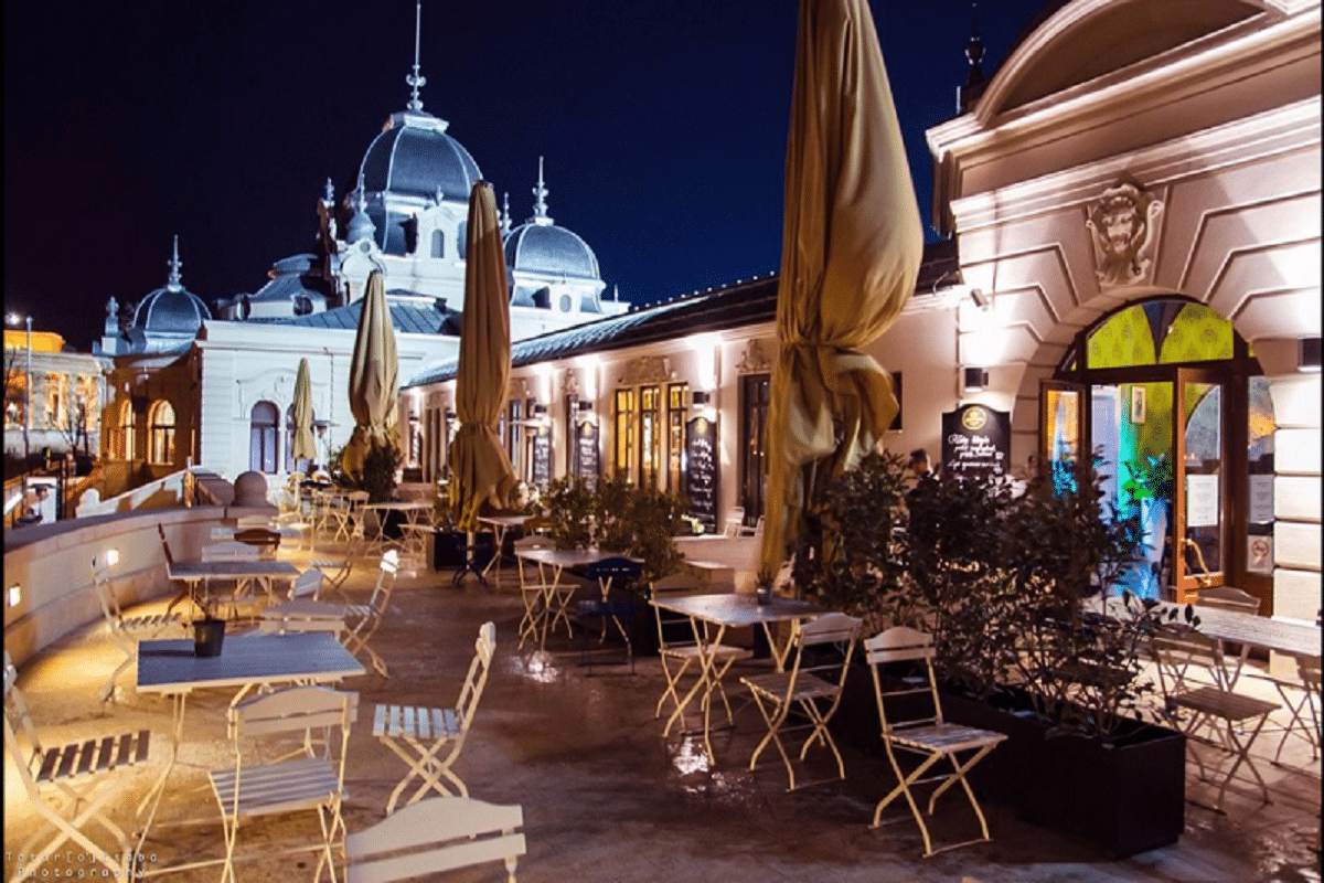 Dining in Budapest 0